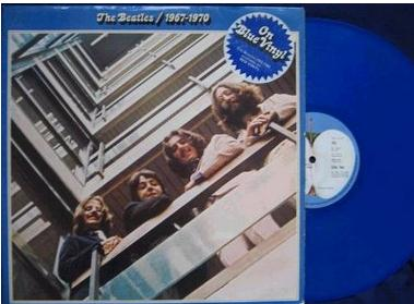 BeatlesBlueAlbum