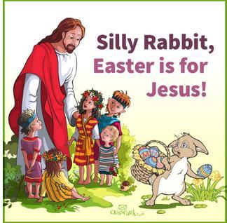 EasterJesusNotRabbit