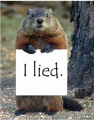 LyingGroundhog