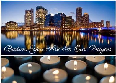 Prayers For Boston  | Pogue Mahone Blog