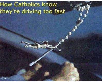 CatholicsDriving
