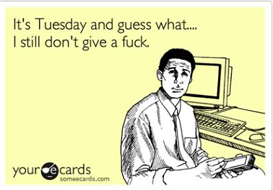 Tuesday(newest)