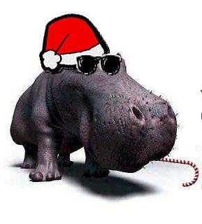 I want a hippopotamus for Christmas | Pogue Mahone Blog.
