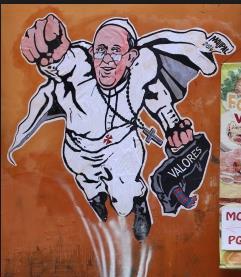PopeGrafitti