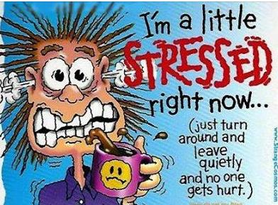 Stressed(new)