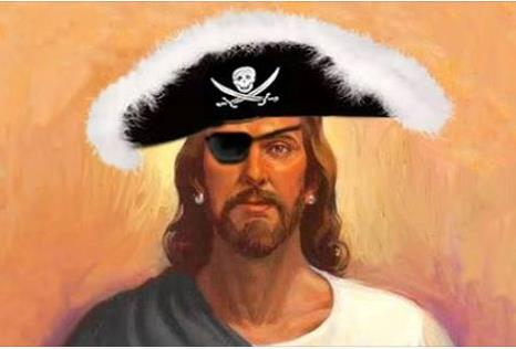 PirateJesus