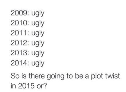 Ugly2015