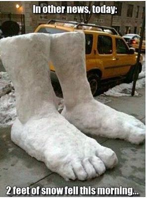 FeetSnow