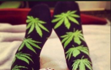 MarijuanaSocks