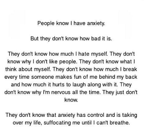 Anxiety(new)