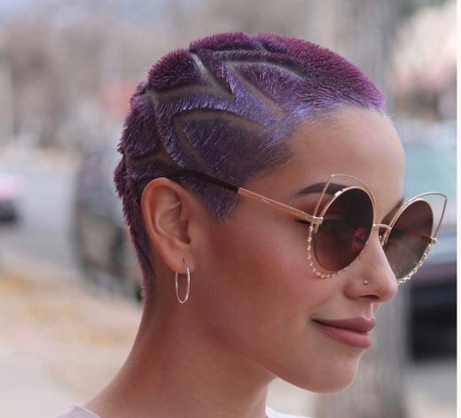 purpleBuzzcut3